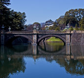 Bridge of the Imperial Palace Royalty Free Stock Photo