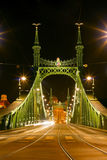 Bridge In Budapest Royalty Free Stock Photo