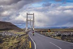 Free Bridge In Iceland Stock Photo - 168389220
