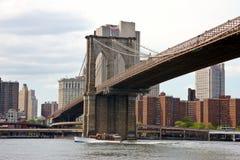 Bridge In NYC Stock Photo