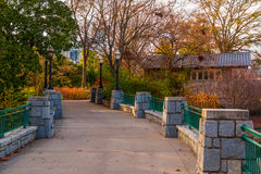 Free Bridge In Piedmont Park, Atlanta, USA Royalty Free Stock Photos - 92751558