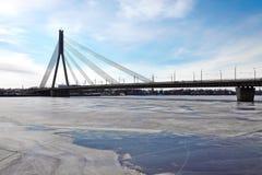 Free Bridge In Riga Royalty Free Stock Image - 47234256