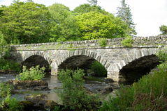 Bridge in Ireland Stock Photos
