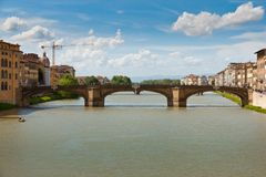 Bridge, Italy Stock Image