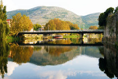 Bridge Ivo Andric in Trebinje Stock Image