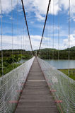 Bridge in Kenting National Park Royalty Free Stock Images