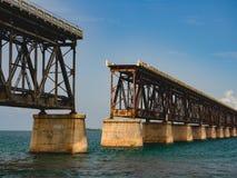 Bridge in the Keys royalty free stock photo