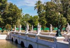 Bridge at King's Summer Palace Royalty Free Stock Photography