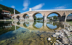 Bridge in Konjic Royalty Free Stock Image