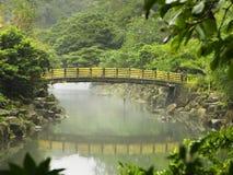 Bridge In Korea Royalty Free Stock Photography