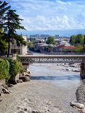 Bridge in Kutaisi Royalty Free Stock Photography