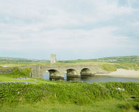 Bridge of Lahinch Stock Image