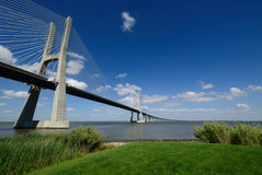 Bridge Landscape Stock Photography