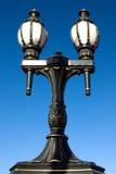 bridge lights Στοκ Φωτογραφίες