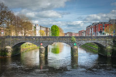 Bridge in Limerick Stock Photography