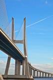 Bridge in Lisbon Stock Images