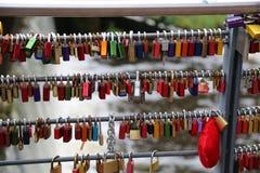 Bridge locks Royalty Free Stock Photography