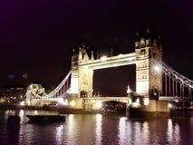 bridge london tower Στοκ Φωτογραφία
