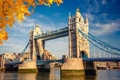 bridge london tower στοκ φωτογραφίες
