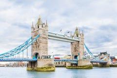 bridge london tower Στοκ Εικόνα