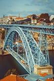 Bridge Luis I Stock Photos