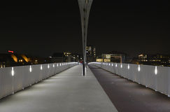 Bridge Maastricht Stock Photography