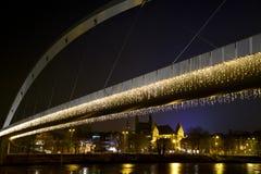 Bridge Maastricht Stock Photos