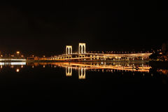 bridge macau sai van Στοκ Φωτογραφίες