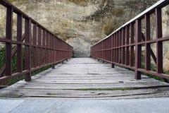 Bridge  Meteora Royalty Free Stock Images