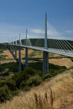 Bridge Millau Royalty Free Stock Image