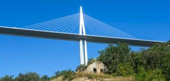 Bridge of Millau (France) Royalty Free Stock Photography