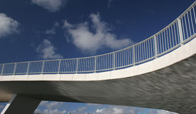 bridge modernt royaltyfri fotografi