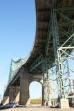 Bridge in Montreal Stock Photo