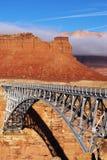 bridge navajoen Royaltyfria Bilder