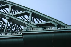 Bridge in Newcastle Royalty Free Stock Images