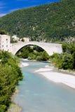Bridge in Nyons Stock Photos