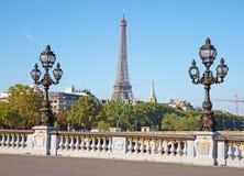 Free Bridge Of Alexandre III In Paris Stock Photography - 65904672