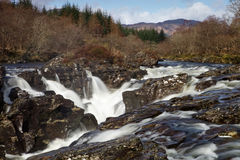 Bridge of Orchy - Scotland Royalty Free Stock Images