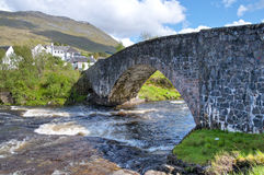 Bridge of Orchy Scotland Royalty Free Stock Image