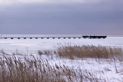 Bridge on Oresund_20 Stock Images