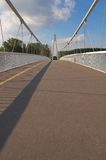 Bridge in Osijek Royalty Free Stock Image