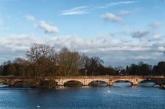 Bridge over the Avon Stock Images