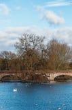Bridge over the Avon Stock Photography