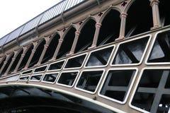 Bridge over Birmingham Canal Stock Images