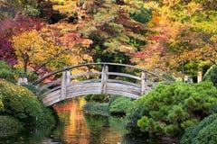 Bridge Over Calm Waters Stock Image