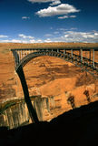 Bridge over Glen Canyon Stock Image