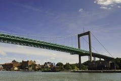 Bridge over the Göta kanal in Göteborg Stock Photography