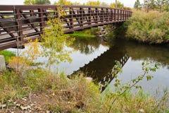 Free Bridge Over River Stock Images - 27096454
