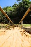 Bridge over a River in Bahia Royalty Free Stock Image