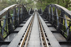 Bridge over River Kwai Stock Photos